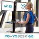 Yo Yo Desk GO