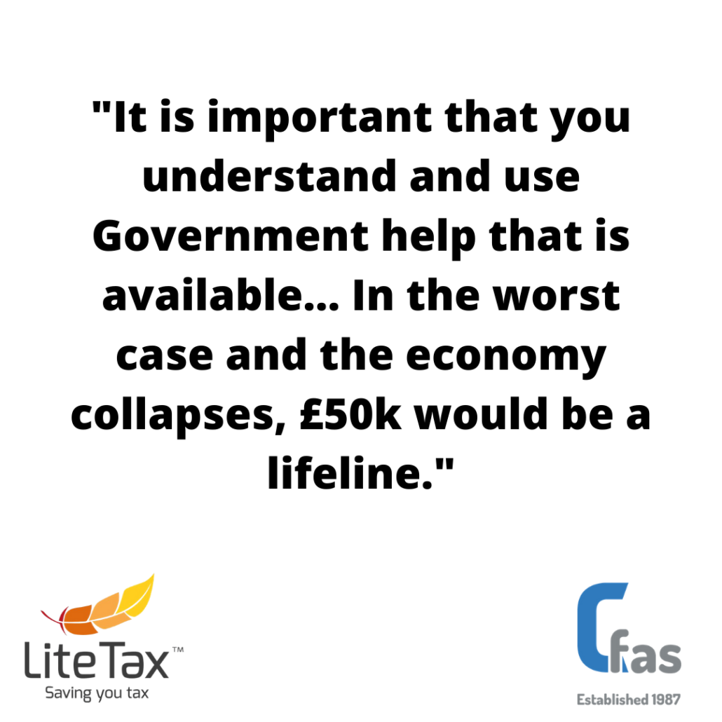 government help cfas lite tax
