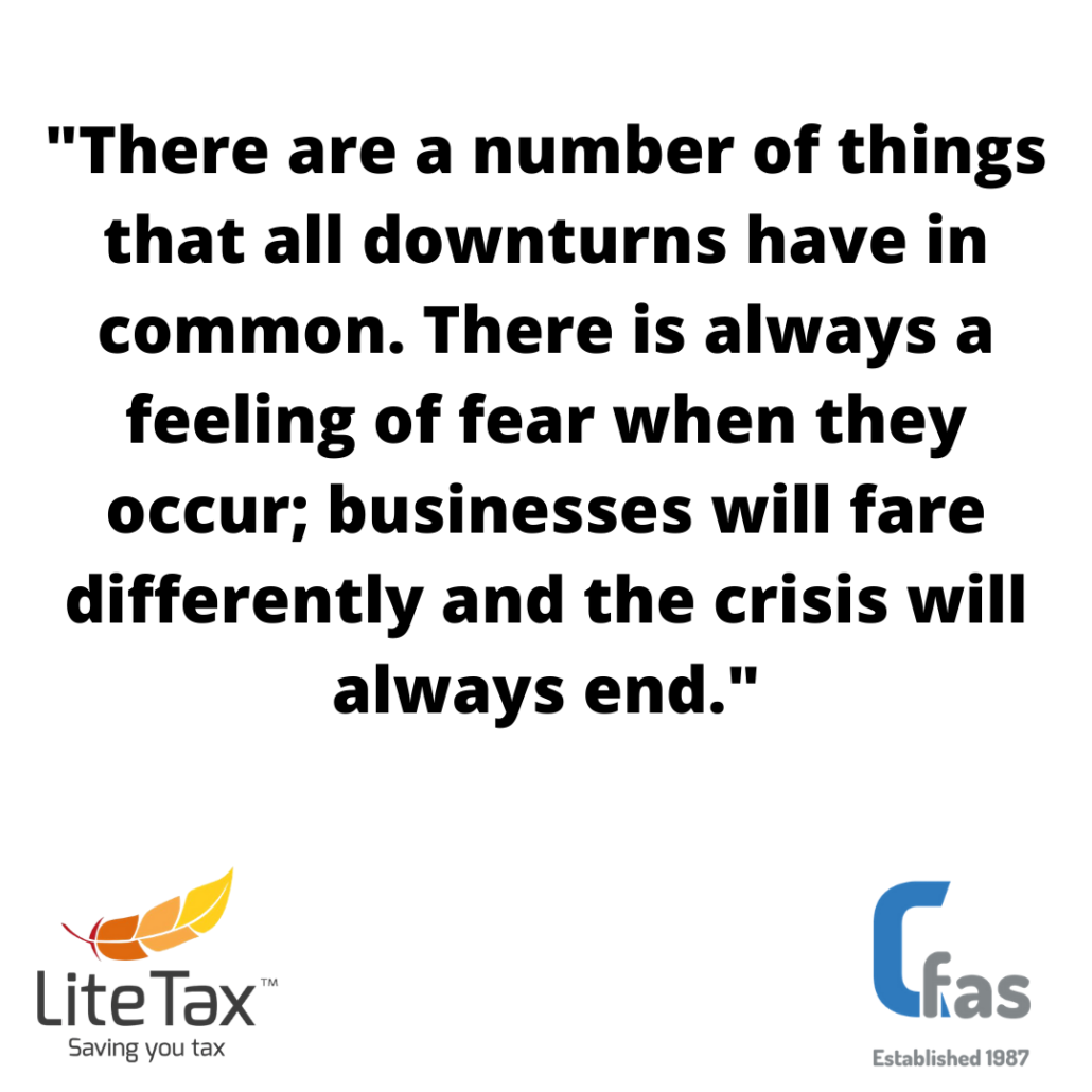 realities of a downturn cfas lite tax